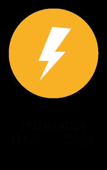 Installation et pose électrique